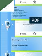 Tema 2  Operaciones.pps