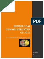 Bundel Geologi Struktur GL-3011