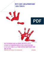 GRAPHISME Progression Graphisme PS 2004 Ac. Dijon