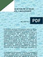 1 Situacion Actual de Salud El Niño