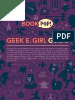 Geek E. Girl Guide