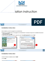 AGA CAD Installation Instruction Pinstalayion Tools4revit