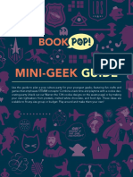 Girls guide to dating a geek pdf