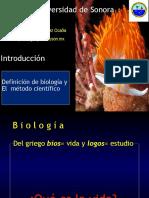 Introducción Biol, y MétodoCientifico