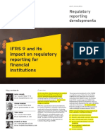 EY Ifrs 9 Impact on Regulatory Reporting June 2016
