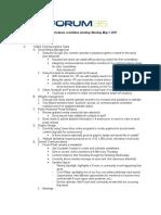 Communications Meeting Agenda 050117