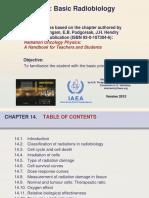 Radiobiology Iaea Diapositivas[1]