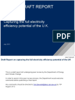 Capturing the Full Electricity Efficiency Potential