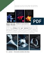 La Literatura Erótica Suma Títulos Que Vale La Pena Indagar