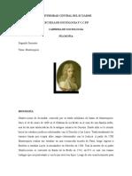 Breve Biografia de Montesquieu