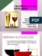 Bebidas Alcoholicas No Destiladas