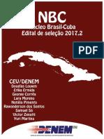 Edital de Seleção Nbc 2017.2