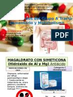 Grupo a Tracto Alimentario y Metabolismo