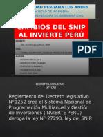 Exposicion de Invierte Peru 1