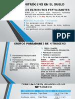 CAPÍTULO VI. NITRÓGENO EN EL SUELO.pptx