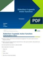 415)en 4speeds Motor Function GEBO