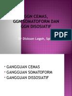 Ggn Cemas,Somatoform Dan Disosiatif