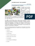 Ecosistemas Del Ecuador