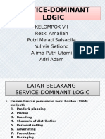 Service Dominant Logic