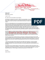 taf mcmurry reference letter