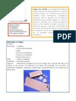 Catálogo de Juegosconsentido