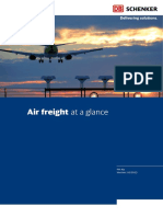 Airfreight Brochure