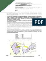 03 TDR Mejoramiento Del Servicio de Agua Potable y Alcantarilldo Sanitario de Yungay