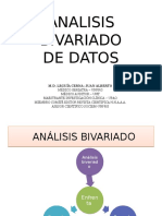 Analisis Bivariado de Datos