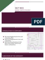 community tract 1802