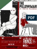 The Pillowman Poster