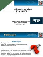 El poster