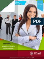 Lectura 01- INTRODUCCION A LA ADMINISTRACION.pdf