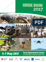 Tocal Field Days 2017 Guide Book