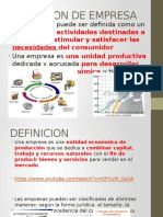 2da Clase Empresa