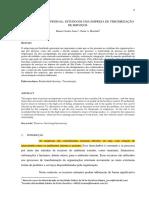 Rotatividade de Pessoal_estudo Em Uma Empresa de Terceirização de Serviços