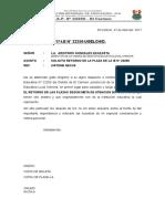 Oficio Plaza 22250