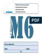 Caderno Pedagc3b3gico Matemc3a1tica 6c2ba Ano 1 Bim 2012 Aluno