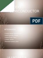 Presentación - Diodo semiconductor