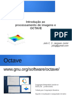 Processamento de imagens Octave
