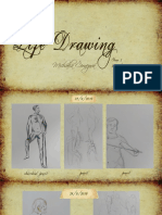 Life Drawing Submission