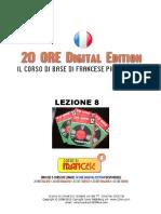 20 Ore Francese Dispensa 08