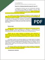 Lecturas de Radiacion (2DO PARCIAL)