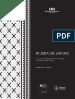 Baldosas de Santiago