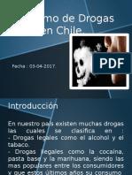Consumo de Drogas en Chile