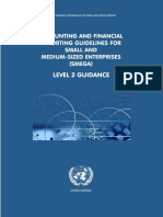 Accounting and Financial Reporting Guidelines for Sme