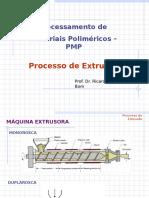 Aula PMP Extrusão