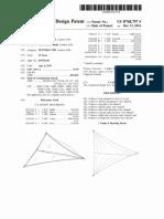 D768797 Tentsile Tree Tent Patent