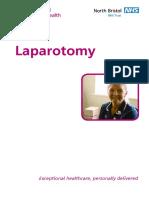 Laparotomy