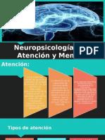 Neuropsicología de La Atención y Memoria
