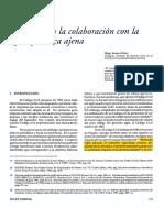 Hugo Forno - El Contrato y La Colaboración Con La Esfera Jurídica Ajena